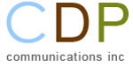 CDP Communications Logo